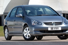 Honda Civic 7.gen (od 2001. – 2005.)