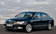 Škoda Superb (od 2008.)
